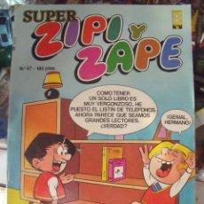 Tebeos: SUPER ZIPI Y ZAPE.Nº 47. Lote 60192871