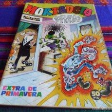 Tebeos: BUEN PRECIO. MORTADELO EXTRA PRIMAVERA 1978. BRUGUERA 50 PTS. . Lote 60256279