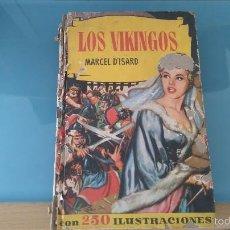 Tebeos: LOS VIKINGOS. Lote 60257179