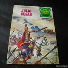 Tebeos: COLECCION JOYAS LITERARIAS JULIO CESAR Nº 47 VER FOTOS - MIRAR TODOS MIS LOTES DE TEBEOS. Lote 60257995