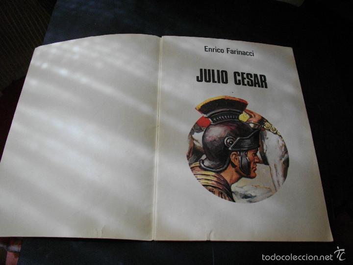 Tebeos: COLECCION JOYAS LITERARIAS JULIO CESAR Nº 47 VER FOTOS - MIRAR TODOS MIS LOTES DE TEBEOS - Foto 2 - 60257995