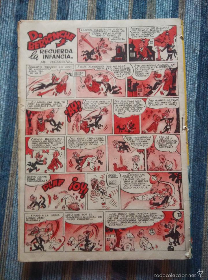 Tebeos: SUPER PULGARCITO Nº 1, 3, 4, 5, 6, 8 Y 20 - CIFRE, ESCOBAR, PEÑARROYA, F. HIDALGO (BRUGUERA 1949) - Foto 10 - 60279295