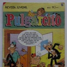 Tebeos: PULGARCITO - REVISTA JUVENIL Nº 2. Lote 60302427