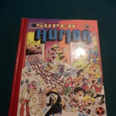 Tebeos: SUPER HUMOR - VOLUMEN 27 - EDICIONES B, 1ª EDICIÓN 1989 - MORTADELO FILEMÓN, ZIPI ZAPE, SACARINO.... Lote 60404731