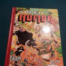 Tebeos: SUPER HUMOR - VOLUMEN 33 - EDICIONES B, 1ª EDICIÓN 1989 - MORTADELO FILEMÓN,ROMPETECHOS, SACARINO.... Lote 60404931