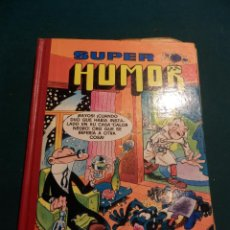 Tebeos: SUPER HUMOR - VOLUMEN 63 - EDICIONES B, 1ª EDICIÓN 1990 - MORTADELO FILEMÓN, ZIPI ZAPE, SACARINO.... Lote 60405227