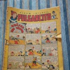 Tebeos: PULGARCITO (5ª EPOCA), LOTE DE 84 NUMEROS ENTRE EL 19 Y 198- IRANZO, GINER, CARRILLO (BRUGUERA 1946). Lote 60687879