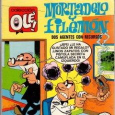 Tebeos: TEBEO MORTADELO Y FILEMON. Nº 18. 1ª EDICION. AÑO 1971. COLECCION OLE. BRUGUERA. Lote 60786331