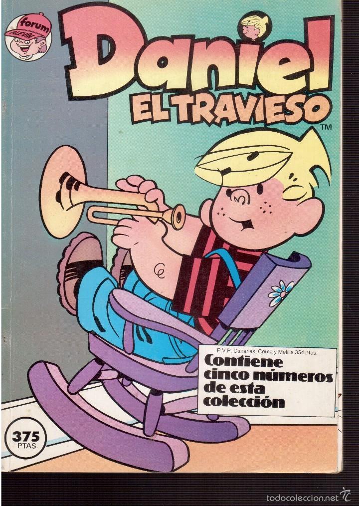 DANIEL EL TRABIESO (Tebeos y Comics - Bruguera - Cuadernillos Varios)