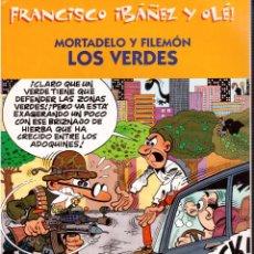 Tebeos: FRANCISCO IBAÑEZ Y OLE. Lote 60805599