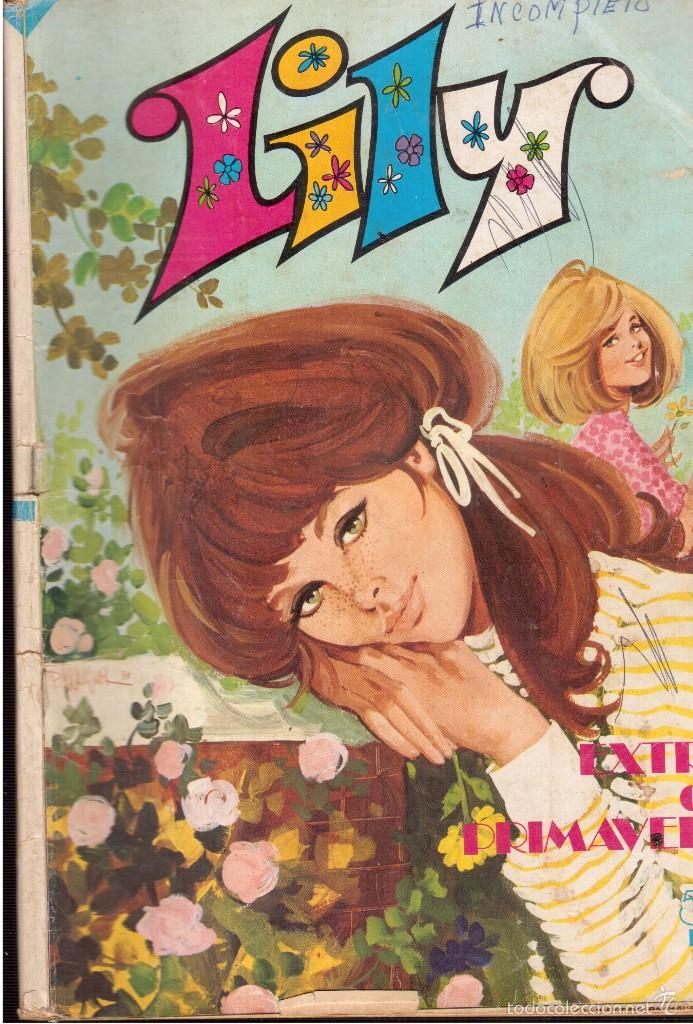 LILY (Tebeos y Comics - Bruguera - Cuadernillos Varios)