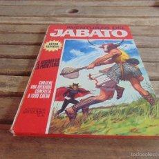 Tebeos: TEBEO COMICS AVENTURAS DEL JABATO BRUGUERA EXTRA ESPECIAL EL SIGNO DE LA PANTERA. Lote 60837723
