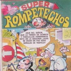 Tebeos: SUPER ROMPETECHOS. ED. BRUGUERA. AÑO I Nº 2. 1978. Lote 60856851