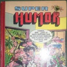 Tebeos: SUPER HUMOR VOLUMEN 16. MORTADELO Y FILEMON Y EL BOTONES SACARINO. Lote 60966591