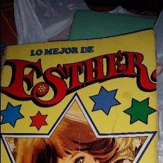Tebeos: LO MEJOR DE ESTHER NUMERO II AÑO 1982. Lote 61057371