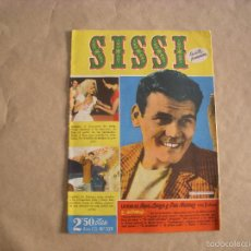 BDs: SISSI JUVENIL Nº 109, EDITORIAL BRUGUERA. Lote 61099599