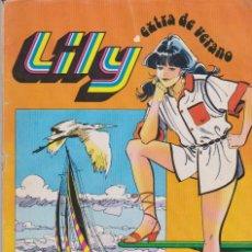 Tebeos: LILY EXTRA DE VERANO PARA 1982. Lote 61220875