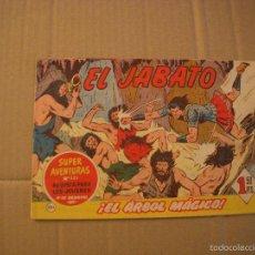Tebeos: EL JABATO Nº 101, EDITORIAL BRUGUERA. Lote 61416263