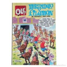 Tebeos: MORTADELO Y FILEMÓN Nº 151 / COLECCION OLÉ / BRUGUERA 1979 (IBAÑEZ). Lote 61420363