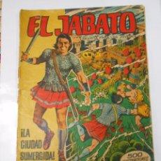 Tebeos: EL JABATO Nº 7 ALBUM GIGANTE EDITORIAL BRUGUERA. TDKC18. Lote 61531848