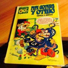 Tebeos: PEPE GOTERA Y OTILIO Nº 1 OLE PRIMERA EDICION NUMERO EN LOMO (BRUGUERA) (COIM14). Lote 61564740