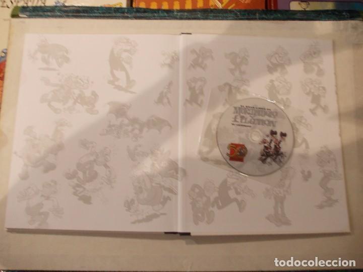 Tebeos: EL GRAN LIBRO DE MORTADELO Y FILEMON TOMO TAPA DURA - GRAN DIMENSION - 50 ANIVERSARIO - INCLUYE DVD - Foto 3 - 61602188
