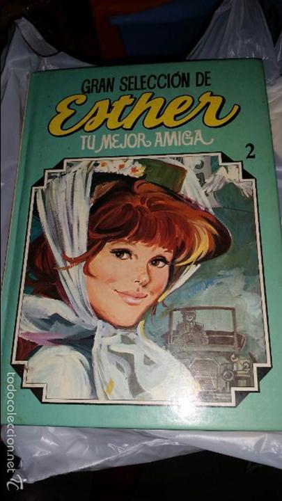 GRAN SELECCION ESTHER TU MEJOR AMIGA Nº 2. AÑO 1984 (Tebeos y Comics - Bruguera - Esther)