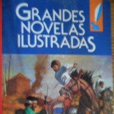 Tebeos: AVENTURAS DEL BARÓN DE MUNCHHAUSEN Y OTROS, GRANDES NOVELAS ILUSTRADAS, TOMO 1, ED. BRUGUERA. Lote 61824344
