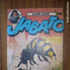 Tebeos: ALBUM COLOR JABATO LA ASTUCIA DE DILIMA Nº5. Lote 61832524