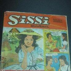 Tebeos: SISSI. Nº 182. REVISTA JUVENIL FEMENINA. BRUGUERA 1963. Lote 62009856