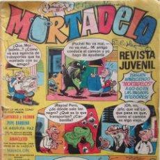 Tebeos: MORTADELO Nº 46. REVISTA JUVENIL. 1971. EDITORIAL BRUGUERA. CONTIENE BILLETES MORTADELO. CONGUITOS.. Lote 62039316