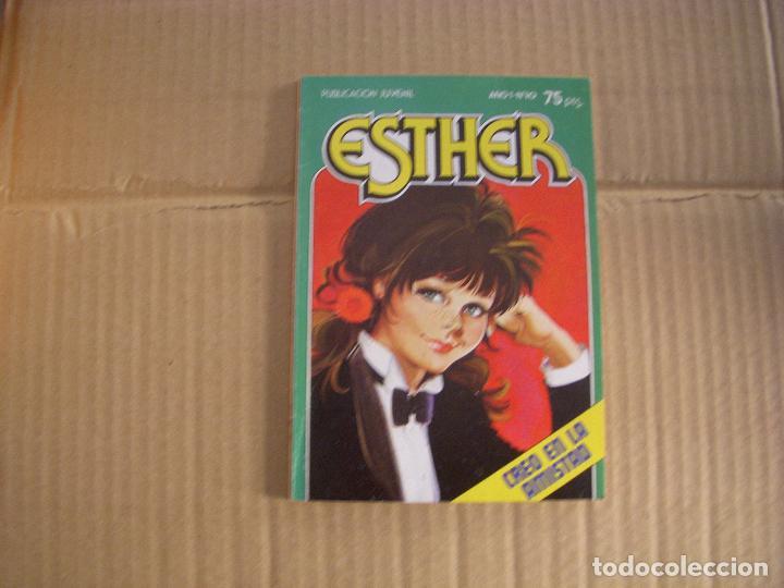 ESTHER Nº 10, 75 PTAS, EDITORIAL BRUGUERA (Tebeos y Comics - Bruguera - Esther)