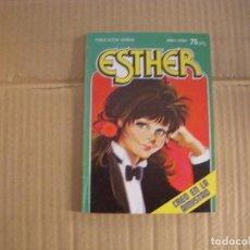 Tebeos: ESTHER Nº 10, 75 PTAS, EDITORIAL BRUGUERA. Lote 62063956