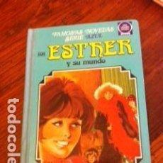 Tebeos: ESTHER Y SU MUNDO TOMO 1 NUEVA EDICION REVISADA OCTUBRE 1985. Lote 62065228