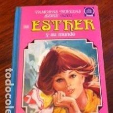 Tebeos: ESTHER Y SU MUNDO TOMO 3 - JUNIO 1981. Lote 62065592