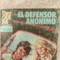 Tebeos: EDICIONES FUTURO - EL DEFENSOR ANONIMO, POR ROCCO SARTO - Nº 196 -1984 - ESPAÑA. Lote 62161860