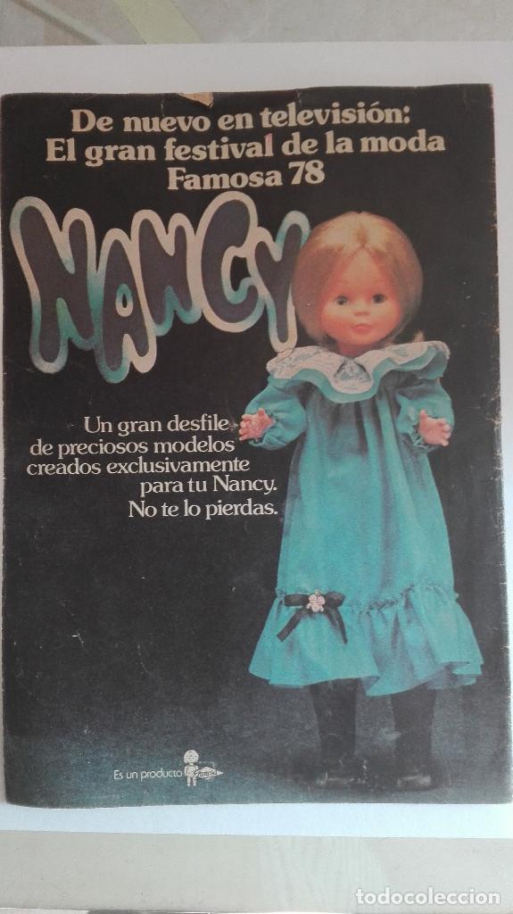 Tebeos: REVISTA LILY PUBLICIDAD NANCY Y GALACTICA,POSTER EMILI GUTIERREZ CABA - Foto 2 - 62171304
