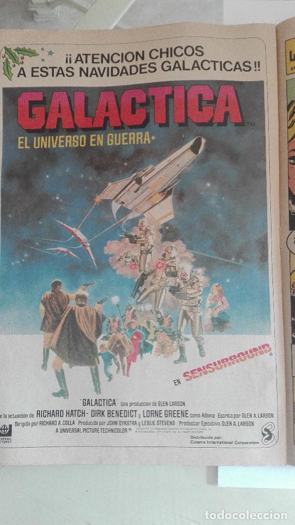 Tebeos: REVISTA LILY PUBLICIDAD NANCY Y GALACTICA,POSTER EMILI GUTIERREZ CABA - Foto 3 - 62171304
