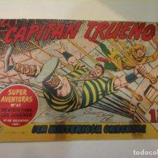 Tebeos: COMIC BRUGUERA CAPITAN TRUENO 97 ORIGINAL DE 1958 NJ.E. Lote 62344744