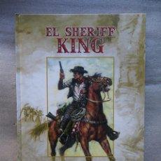 Tebeos: SHERIFF KING TOMO 1 EDICIONES B 2006(DESC.45%). Lote 62470896