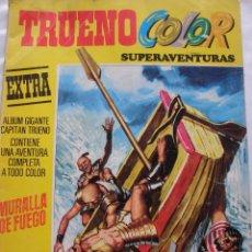 Tebeos: COMIC TRUENO COLOR SUPERAVENTURAS Nº8 TERCERA EPOCA 1978. Lote 62531012