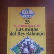Tebeos: CLUB JOVEN BRUGUERA N° 25 EL ESTADO ES BUENO. Lote 62673744