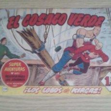 Tebeos: EL COSACO VERDE 116 BRUGUERA. Lote 62751124