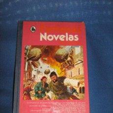 Tebeos: FAMOSAS NOVELAS DE BRUGUERA - VOLUMEN XII. Lote 62851156