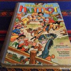 Tebeos: MAGOS DEL HUMOR Nº XIII 13. BRUGUERA 1973. SIR TIM O'THEO CINE LOCURAS ZIPI ZAPE ANACLETO SACARINO.. Lote 62866008