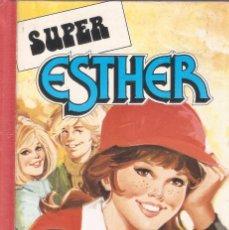 Tebeos: SUPER ESTHER Nº 2 - EL COMPROMISO DE RITA / FIESTA AGITADA / NUEVOS AMIGOS - EDT. BRUGUERA, 1982.. Lote 62901624