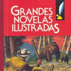Tebeos: GRANDES NOVELAS ILUSTRADAS Nº14. BRUGUERA, 1986. ALICIA EN EL PAÍS DE LAS MARAVILLAS, . Lote 63014684