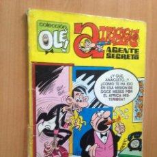 Tebeos: ANTIGUO COMIC TBO OLE ANACLETO AGENTE SECRETO Nº 12 1ª EDICION 1971. Lote 63134576