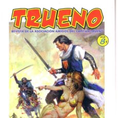 Tebeos: TEBEOS-COMICS GOYO - TRUENO - Nº 8 - REVISTA DEDICADA A ANTONIO BERNAL - AACT - MUY DIFICIL - *AA99. Lote 63264802