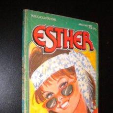 Tebeos: ESTHER AÑO 1 NUMERO 4 / PUBLICACION JUVENIL / ESTHER Y SU MUNDO, EL COMPROMISO DE RITA. Lote 63314496